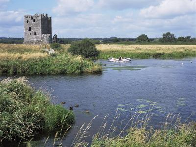 Threave Island and Castle, Dumfries and Galloway, Scotland, United Kingdom