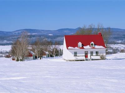 Ile d'Orleans, Province of Quebec, Canada