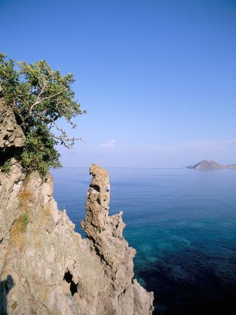 Favignana, Egadi Islands, Sicily, Italy, Mediterranean
