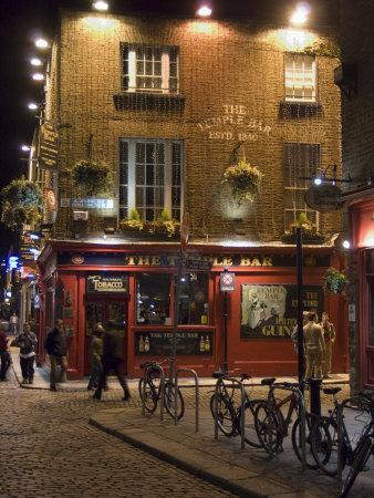 The Temple Bar Pub, Temple Bar, Dublin, County Dublin, Republic of Ireland (Eire)