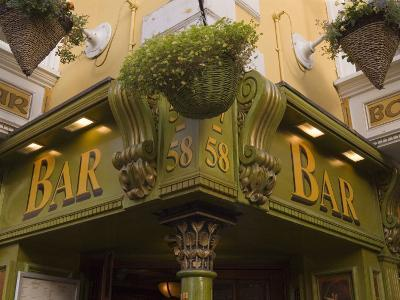 The Oliver St. John Gogarty Pub, Temple Bar, Dublin, County Dublin, Republic of Ireland (Eire)