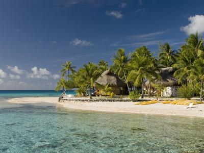 Pearl Beach Resort, Tikehau, Tuamotu Archipelago, French Polynesia Islands