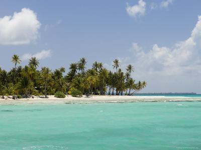 Tikehau, Tuamotu Archipelago, French Polynesia Islands