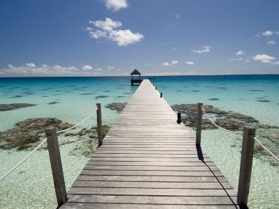 Le Maitai Dream Hotel, Fakarawa, Tuamotu Archipelago, French Polynesia Islands