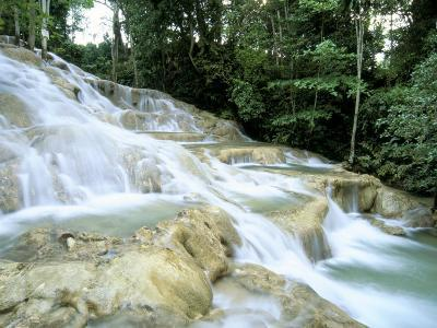 Dunn's River Falls, Ocho Rios, Jamaica, West Indies, Central America
