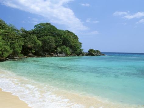 boston beach  port antonio  jamaica  west indies  central