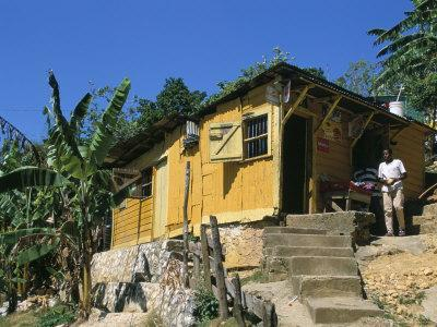 Maroon Town, Jamaica, West Indies, Central America