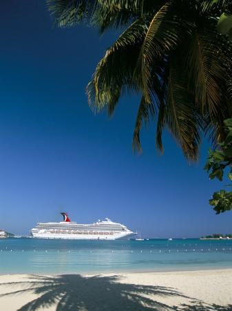 Cruise Ship, Ocho Rios, Jamaica, West Indies, Central America