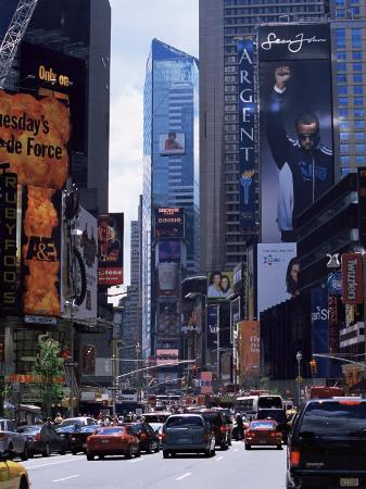 Times Square, New York, New York State, USA