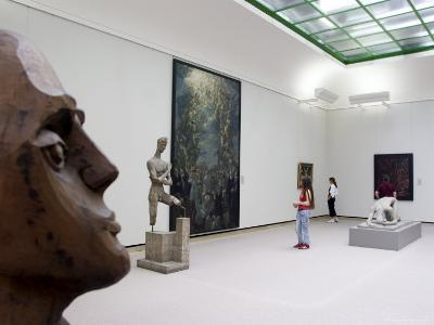 Art Exhibition at Staatsgalerie, Stuttgart, Germany