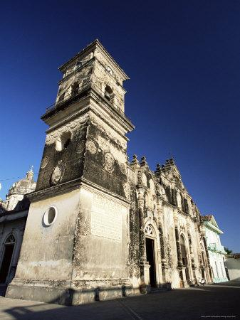 Church of La Merced, Dating from 1781, Granada, Nicaragua, Central America
