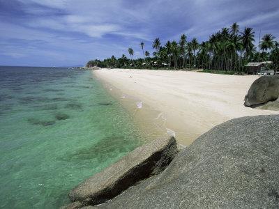 Lamai Beach, Koh Samui, Thailand, Southeast Asia