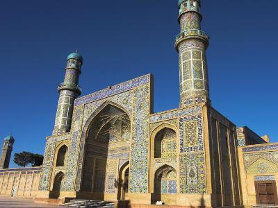 The Friday Mosque or Masjet-Ejam, Herat, Afghanistan