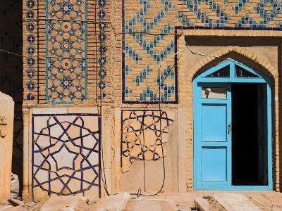 Sufi Shrine of Gazargah, Herat, Herat Province, Afghanistan