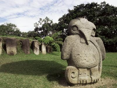 Archaeological Park, San Agustine, Unesco World Heritage Site, Colombia, South America