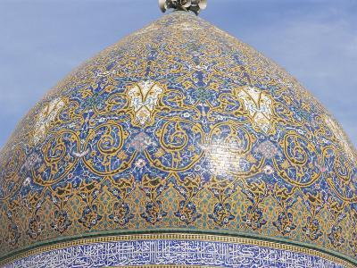 Dome of the Al Askariya Mosque, Samarra, Iraq, Middle East