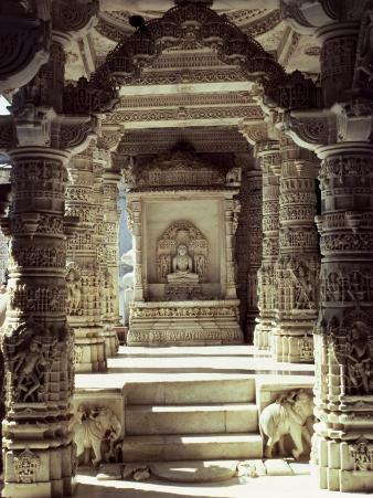 Dillawara Temple, Mount Abu, Rajasthan State, India