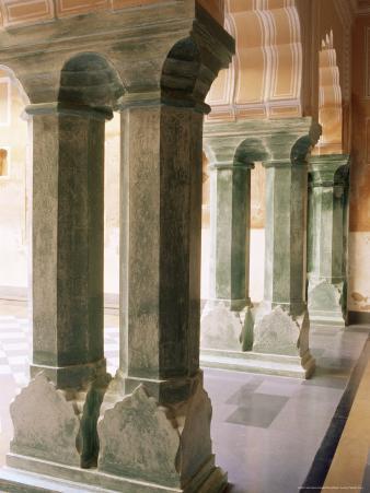 Chanwar Palki Walon-Ki Haveli (Mansion), 400 Years Old, Restored to Its Original State, Amber