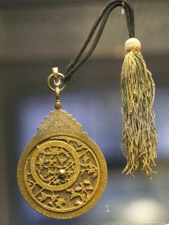 Astrolabe 890/1485-6, Awhad Muhammad Iran, John Addis Gallery, British Museum, London, England