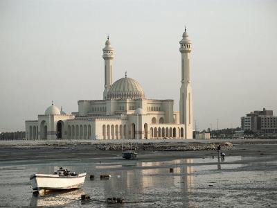 Grand Mosque, Bahrain, Middle East