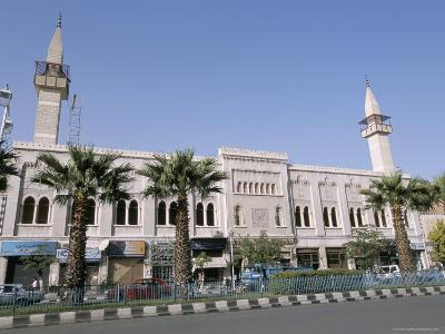 Downtown, Damascus, Syria, Middle East