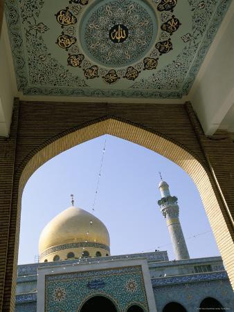Sayyida Zeinab Iranian Mosque, Damascus, Syria, Middle East