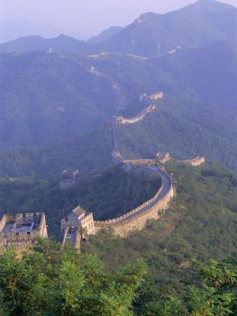 The Great Wall of China, Unesco World Heritage Site, Beijing, China