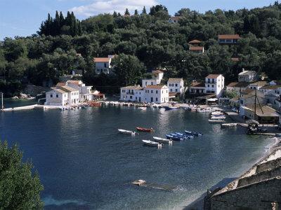 Island of Paxos, Ionian Islands, Greece
