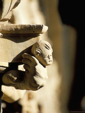 Detail, Convento De Las Duenas, Salamanca, Spain