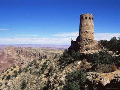 South Rim, Grand Canyon, Unesco World Heritage Site, Arizona, USA
