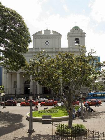 The Metropolitana Cathedral, San Jose, Costa Rica, Central America