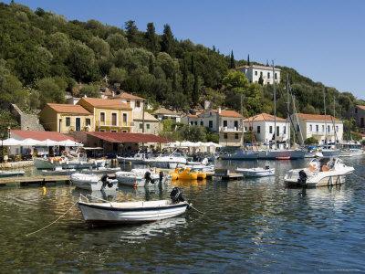 Kuoni, Ithaca, Ionian Islands, Greece