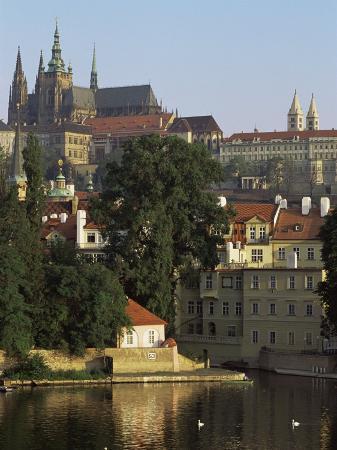 St. Vitus Cathedral and Castle, Prague, Czech Republic