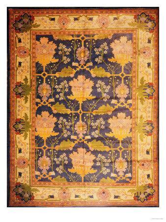 A Donegal Carpet Designed by Gavin Morton and G.K. Robertson, Circa 1900