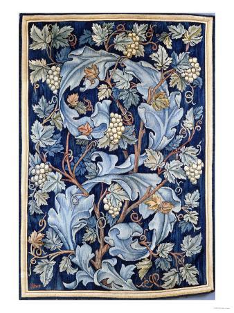 A Morris & Co Merton Abbeywool Tapestry, Circa 1909