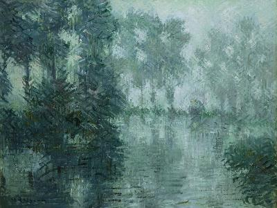 Mist on the River in Winter, 1919