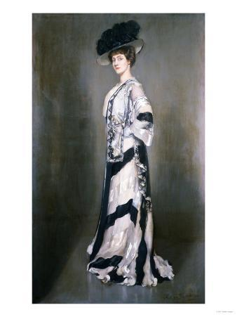 Portrait of an Elegant Woman, Full Length