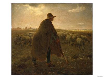 The Shepherd, Circa 1858-1862