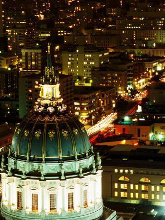 City Hall Dome, San Francisco, California