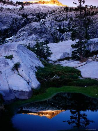 Boulder Creek Basin, Trinity Alps, California
