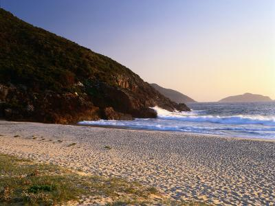 Early Morning at Box Beach, Tomaree National Park, Port Stephens, New South Wales, Australia