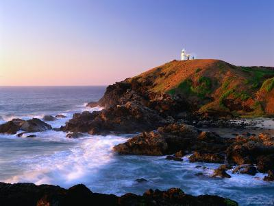 Tacking Point at Sunrise, Port Macquarie, New South Wales, Australia