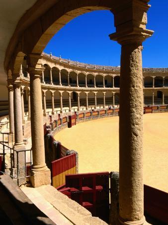 Plaza de Toros, Ronda, Andalucia, Spain