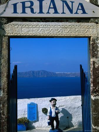 Iriana Cafe and Bar, Santorini, Greece