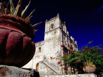 Mission San Ignacio Built in 1786, San Ignacio, Baja California Sur, Mexico