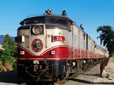 Napa Valley Wine Train, Napa Valley, California