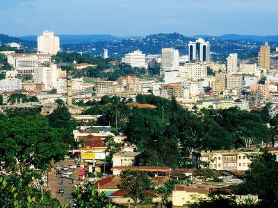 Modern Cityscape, Kampala, Kampala, Uganda