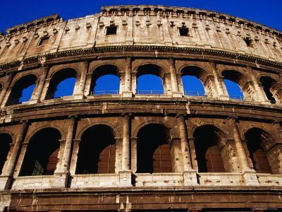 Colosseum, Rome's Most Famous Monument, Rome, Lazio, Italy