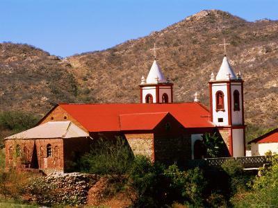 Church, el Triunfo, La Paz, Baja California Sur, Mexico