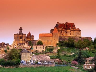 Chateau de Biron, Biron, Aquitaine, France